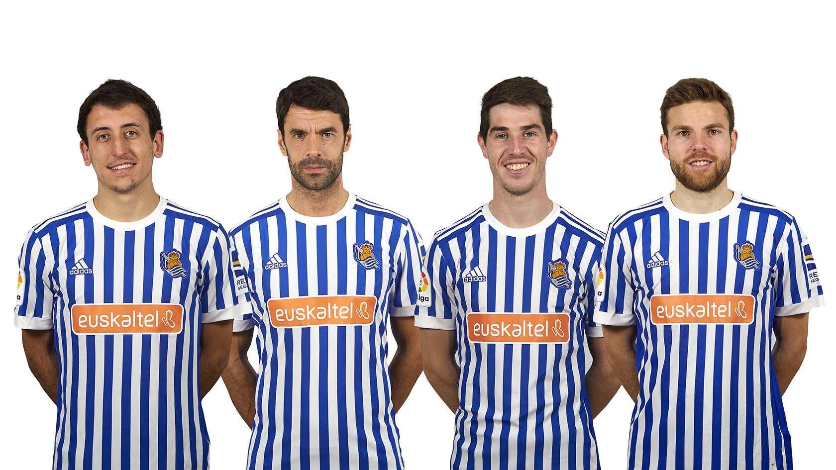 segunda equipacion Real Sociedad online