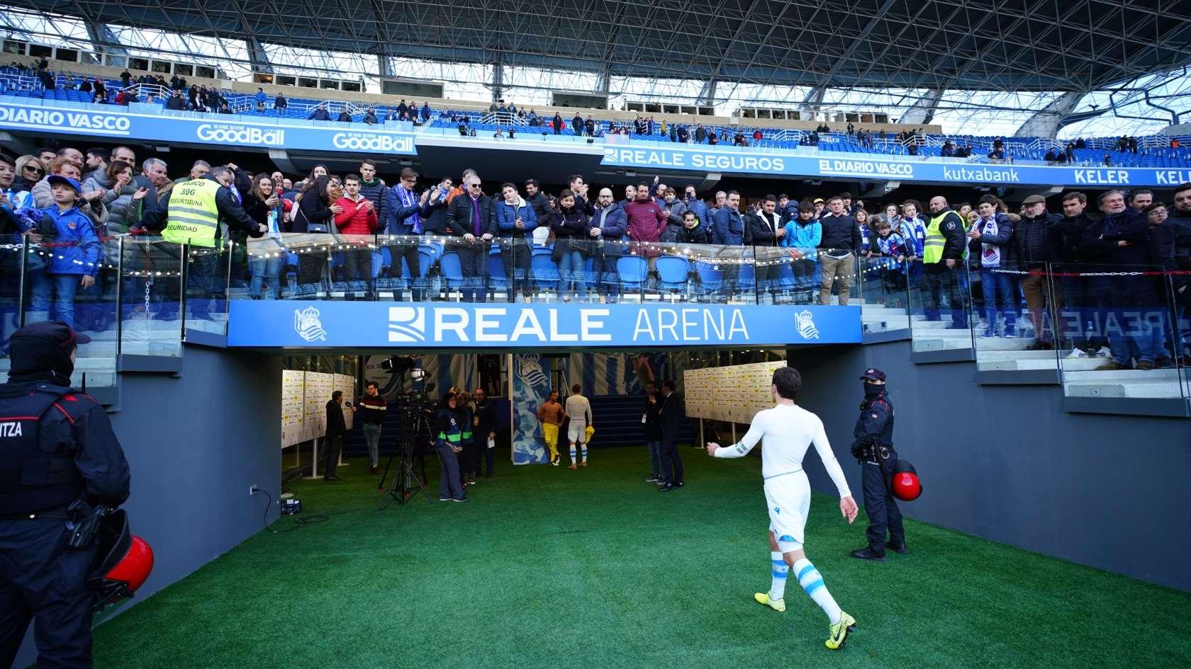Web Oficial De La Real Sociedad Sad Real Sociedad De