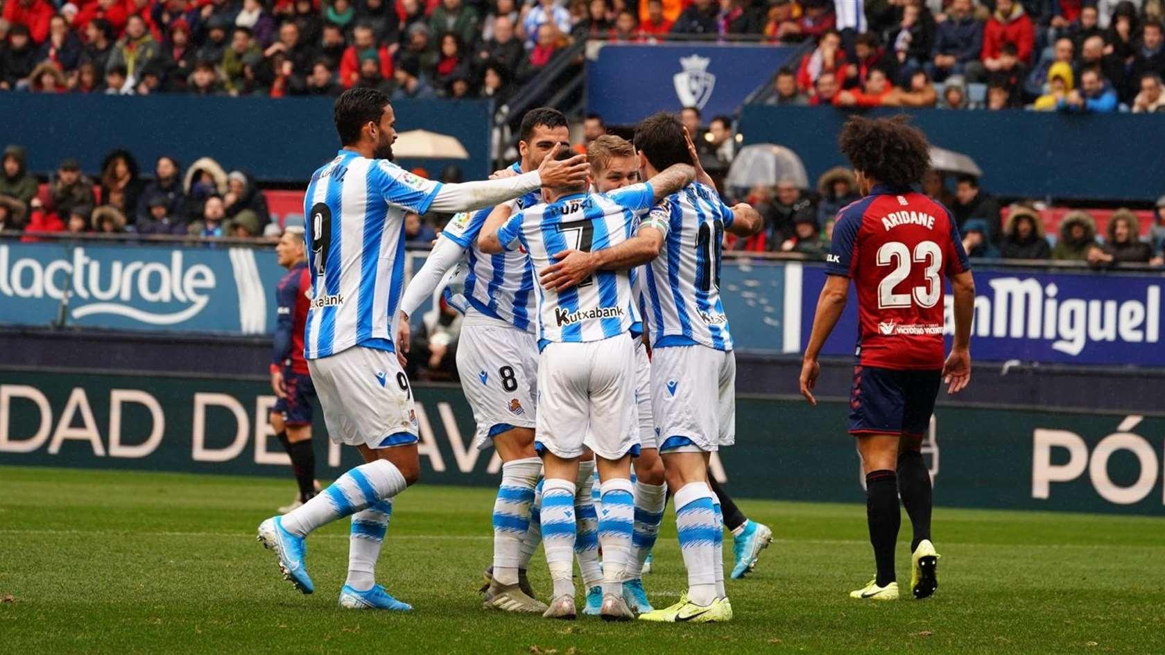 What A Match Real Sociedad De Football S A D
