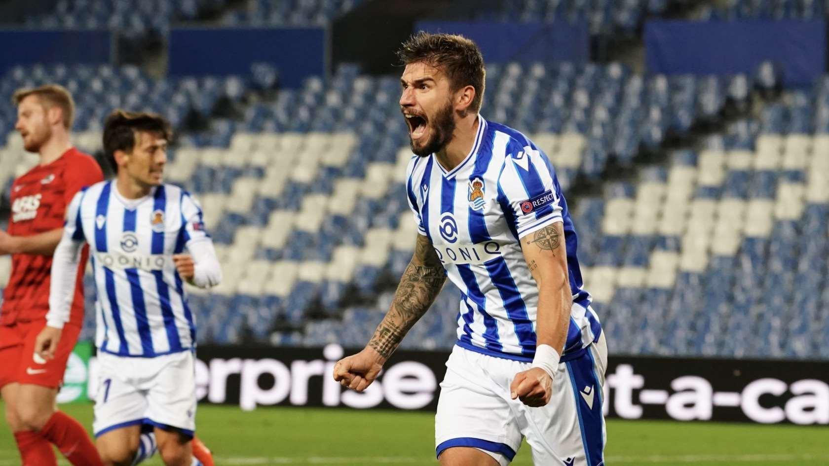 Clear victory - Real Sociedad de Football S.A.D.
