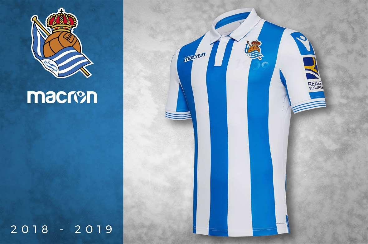 Camiseta Real Sociedad online