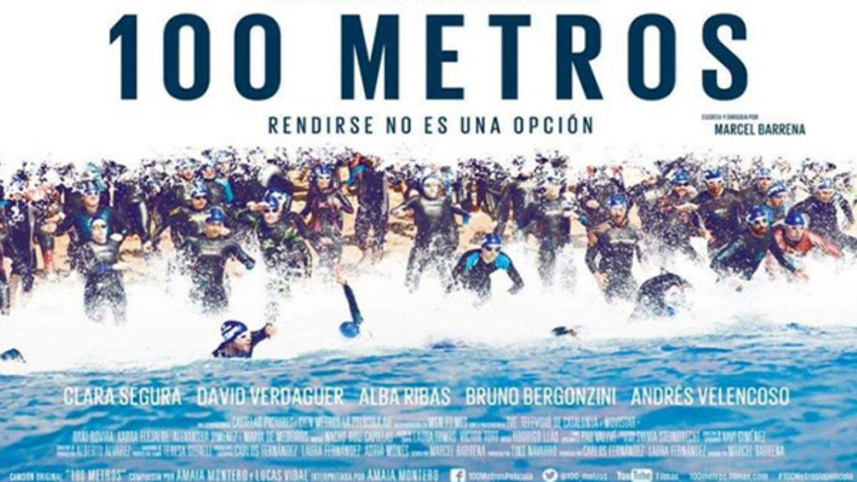 100 metros (Bárbara)