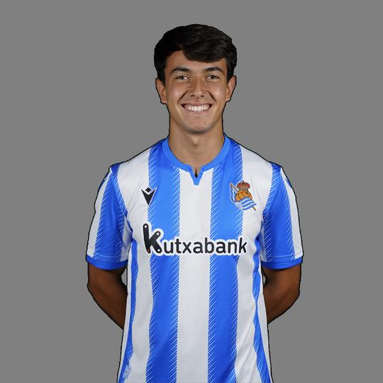 Martín Zubimendi Ibáñez