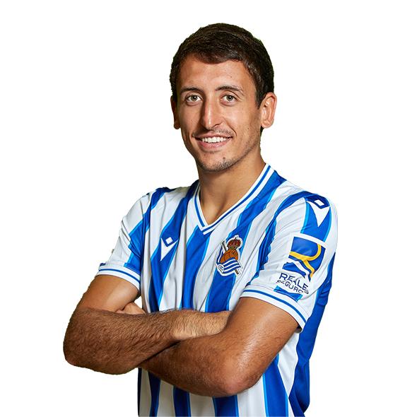 Mikel Oyarzabal Ugarte