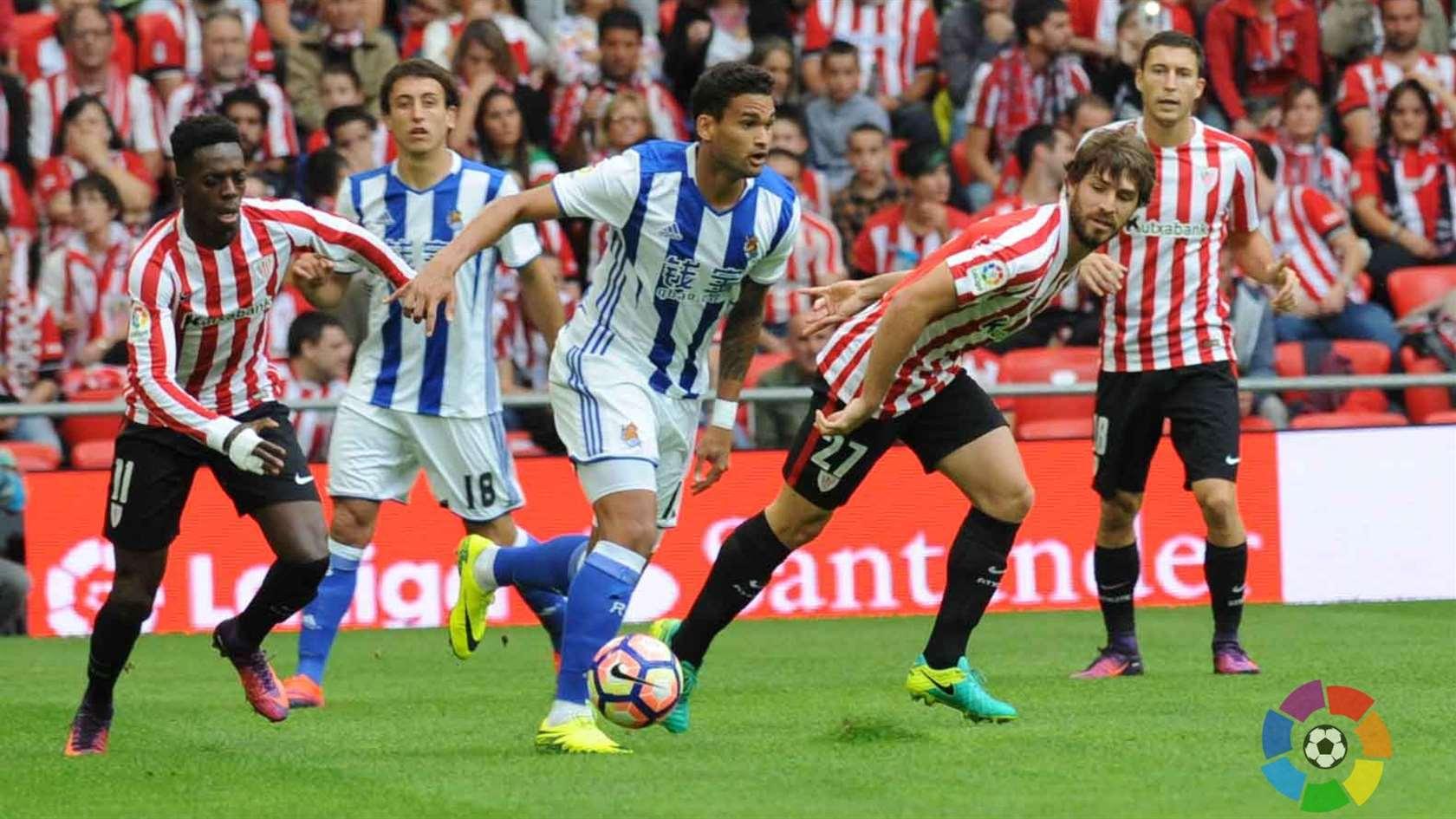 Our goals at San Mamés - Real Sociedad de Football S.A.D.Our goals at San Mamés - 웹