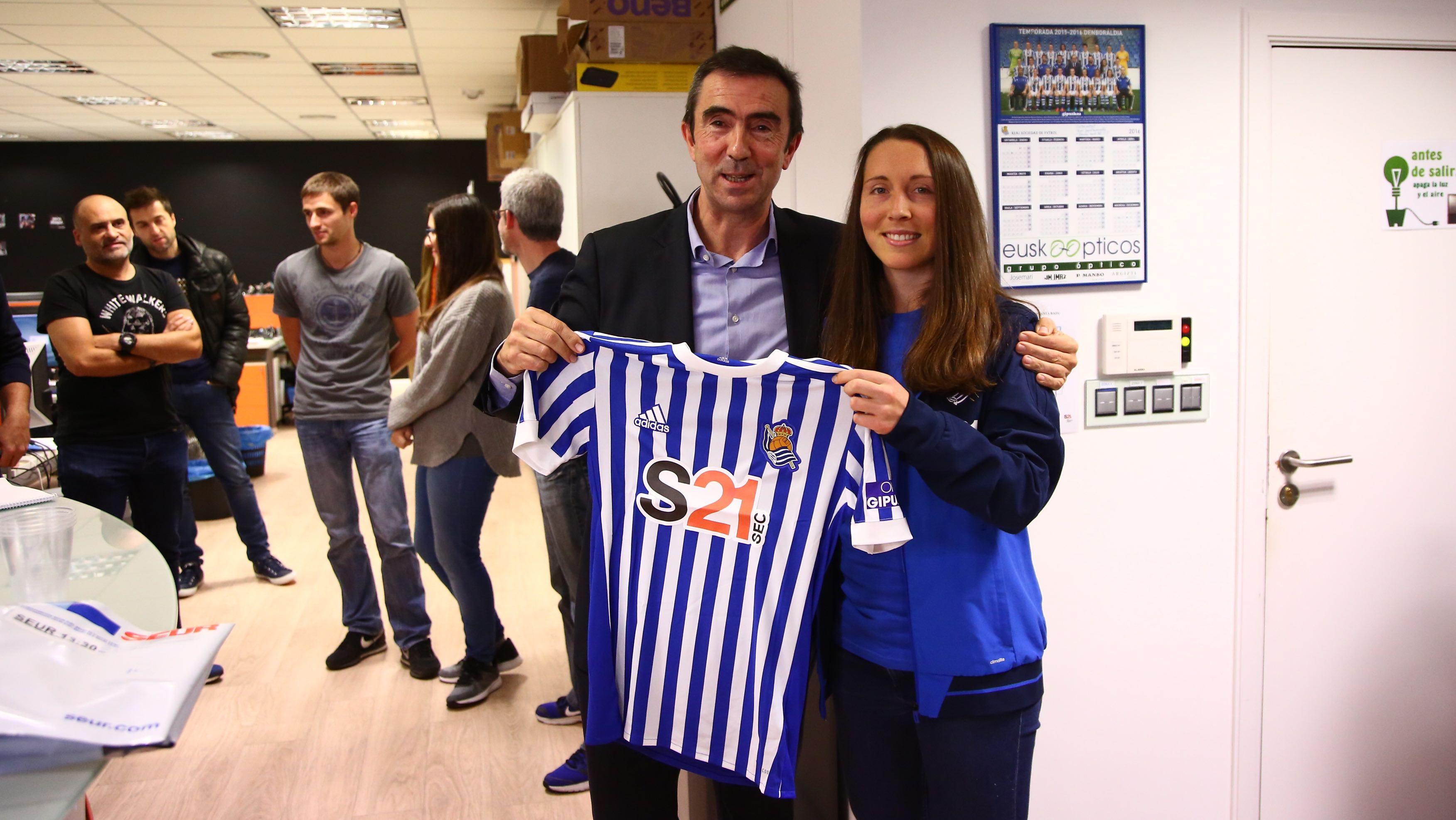 Real Sociedad de Football S.A.D.Real Sociedad de Football S.A.D. - 웹